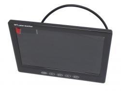 Monit.PMX MN4HD įmont.7'' HD 800x480 Automobilių kameros ir monitoriai