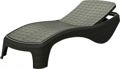 Deck-chair Atlantic  Outdoor lounge chairs