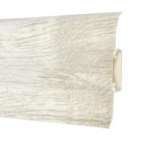 Grindjuostė PVC 5101 FLEX SMART Sibiro ąžuolas Grindjuostės (PVC, MPP, medžio)