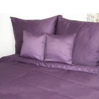 Patalynės komplektas Violetinė Fantazija, 4 dalių, 200x220 cm