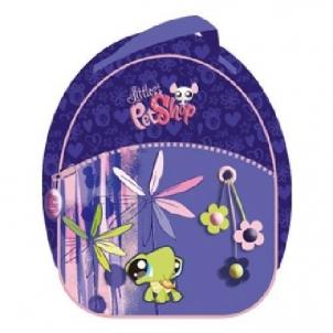 Vaikiška kuprinė 5701 Littlest PetShop 25X21CM Kuprinės vaikams