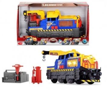 08368 Smoby lokomotyvas