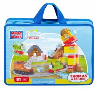 Konstruktorius 10634 Mega Bloks Thomas & Friends Percys Brave Tale