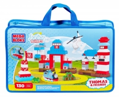 Konstruktorius 10644 Mega Bloks Thomas & Friends Set: Rescue Centre Heroes Geležinkelis vaikams