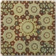 11.5*11.5 D-MAJOLIKA ROTUNDO 1, decorative tile