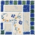 11.5*11.5 N-MAJOLIKA MEZZA 2, decorative tile