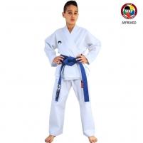 110cm Karate kimono Venum Contender Kids (100% medvilnė) Karatė - dziudo