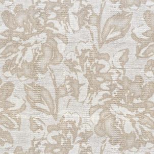 18540 ALTAGAMA SEMPRE 10,05x0,53 m flower wallpaper, brown