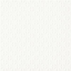 19.8*19.8 INWEST BIALY/WHITE STR, akmens masės plytelė Akmens masės apdailos plytelės