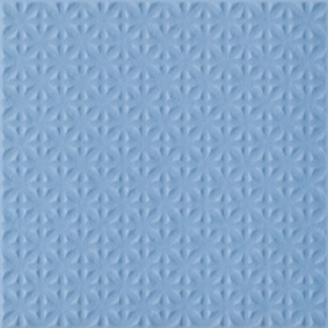 19.8*19.8 INWEST NIEBIESKI/BLUE STR, akmens masės plytelė Akmens masės apdailos plytelės