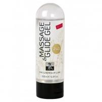2 in 1 masažo aliejus ir lubrikantas (200 ml) Masažo aliejai