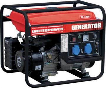 Generatorius HECHT GG3300 Benzininiai elektros generatoriai