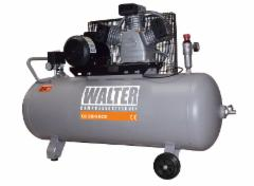 WALTER GK530-3,0/200 stūmoklinis oro kompresorius su 200 L resiveriu Stūmokliniai oro kompresoriai