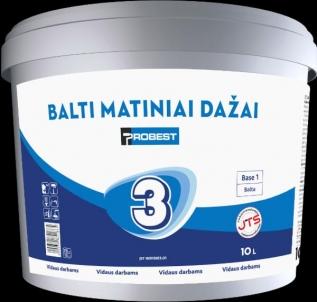 Paint Probest 3 matt 10 ltr. Emulsion paint