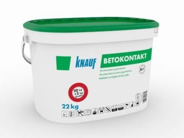 Gruntas Knauf Betokontaktas 20kg + 2 kg dovanų Statybiniai gruntai