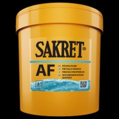 SAKRET AF Anti-Frost AF 5 l Chemical additives for building mixes