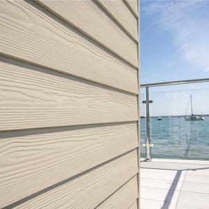 Fibre cement Cedral external claddingC02 (Beige) Fibre cement lining (facade)