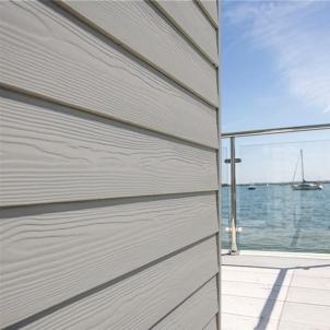 Fibre cement Cedral external cladding C05 (Grey) Fibre cement lining (facade)
