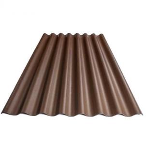 Non-asbestos slate sheets 2500x1130 Klasika XL brown Non-asbestos slate