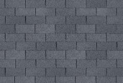 Bitumen roof shingles TRIO SUPER, grey Bitumen roof shingles (tiles)