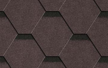 Bituminės čerpelės ICOPAL Plano Tema, ruda Bituminės čerpelės