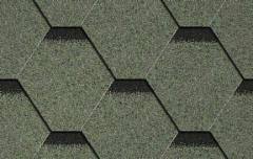Bituminės čerpelės ICOPAL Plano Tema, žalia Bituminės čerpelės
