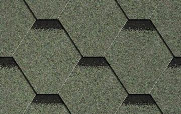 Bitumen roof shingles Plano Tema green Bitumen roof shingles (tiles)