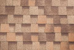 Bitumen roof shingles JAZZ terra Bitumen roof shingles (tiles)