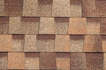 Bitumen roof shingles JAZZ terra Bitumen roof shingles (tiles)