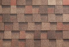 Bitumen roof shingles JAZZ korrida Bitumen roof shingles (tiles)
