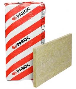 Stone wool insulation wall slab PAROC WAS 50 150x1200x600 Stone wool insulation in general builders