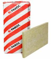 Stone wool insulation wall slab PAROC WAS 35 (30x600x1200) Stone wool insulation in general builders