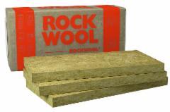 Facade stone wool insulation lamella slab Fasrock 30x600x1000