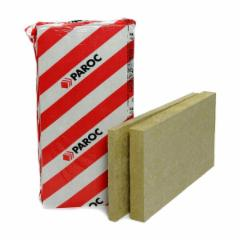 Ground slab PAROC GRS 20 1200x600x50 Sound insulation rock wool