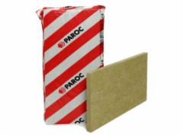 Step sound board PAROC SSB 1 20x600x1200 Sound insulation rock wool