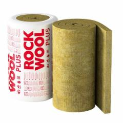 Stone wool insultaion roll Megarock Plius 200x1000x4000 Stone wool insulation in general builders