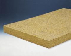 PAROC Fire Slab 80 is a non-combustible stone wool slab 60x600x1200 Technical insulation rock wool