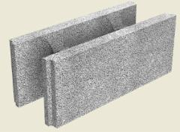 Fibo foundation blocks 200 mm Basement wall (foundation) blocks