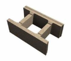Fibo pamatiniai blokeliai 300 mm Rūsio sienų (pamatų) blokai