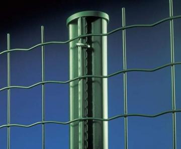 Fence posts BEKACLIP (hot dipped galvanized) 38x1.50x2000 PVC Poles, fencing