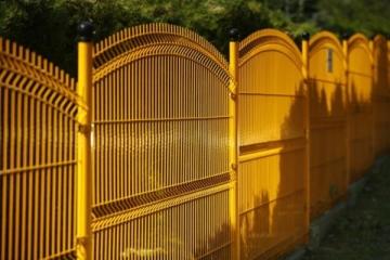 Tvoros segmentas arkinis cinkuota 50x200x4x1500x2500 dažyta Tvorų segmentai
