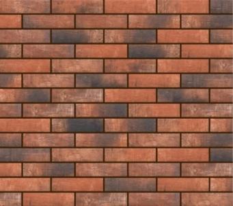 245*65*8 2105 LOFT BRICK CHILI, klinker tile Klinkerinės decoration of tiles