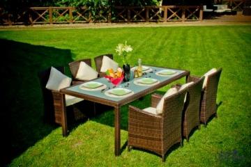 Lauko baldų komplektas GUSTOSO Outdoor furniture sets