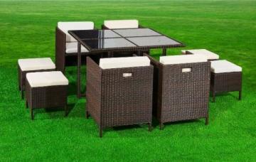 Lauko baldų komplektas CRISTALLO