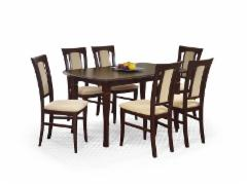Išskleidžiamas stalas FRYDERYK 160/200 Wooden dining tables