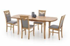Išskleidžiamas stalas FRYDERYK 160/240 Wooden dining tables
