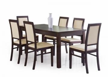 Išskleidžiamas stalas ERNEST 160/200 Wooden dining tables