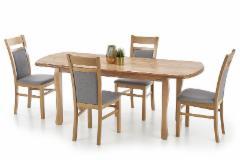 Valgomojo stalas Arnold Mediniai valgomojo stalai