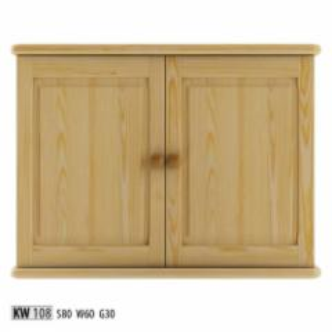 Vitrina KW108 Wooden display case