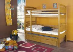 Triple bed CEZARY Children's beds